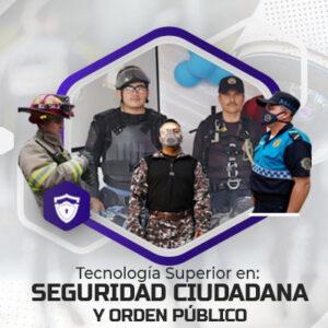 Carrera de Seguridad Ciudadana en el ISTLA Santo Domingo