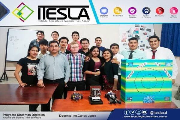 Presentación de Proyectos Sistemas Digitales