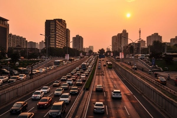 Tecnología en transporte Terrestre