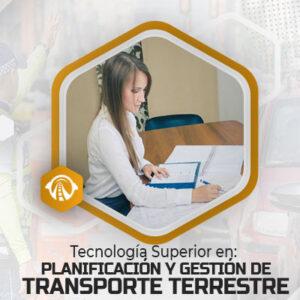 Carrera de Planificación y Gestión del Transporte Terrestre en el ISTLA, Santo Domingo